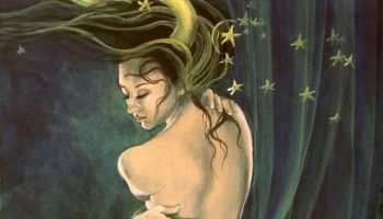 donna e stelle